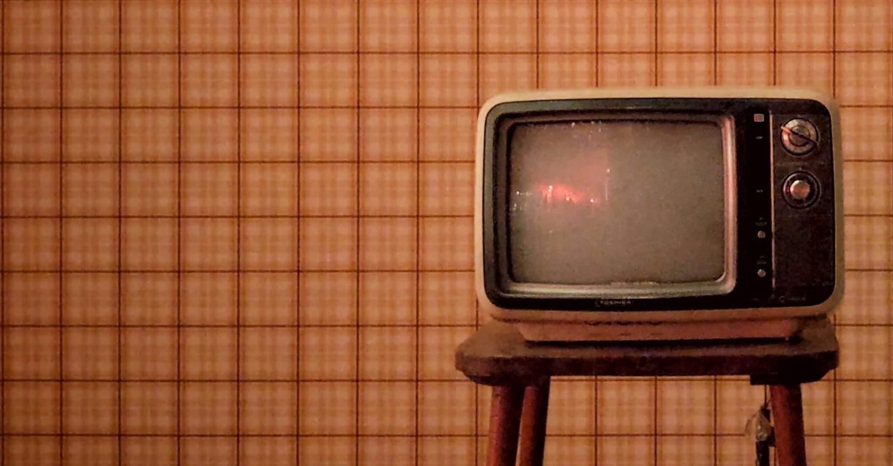 Blank Television