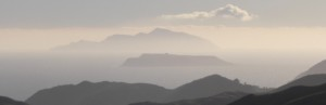Overlooking Kāpiti and Mana Islands.