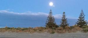 Three pine moon.